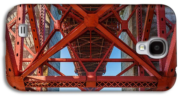 Under The Golden Gate Bridge Galaxy S4 Case