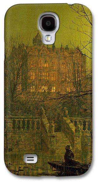 Under The Moonbeams, 1882 Galaxy S4 Case