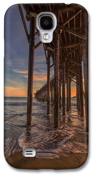 Under The Pier Galaxy S4 Case