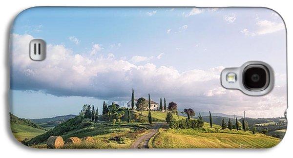 Under The Tuscan Sun Galaxy S4 Case by Evelina Kremsdorf