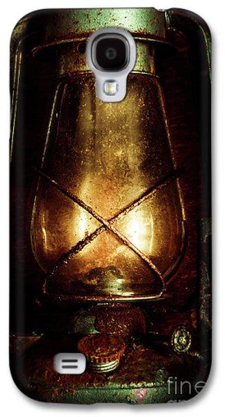 Underground Mining Lamp  Galaxy S4 Case