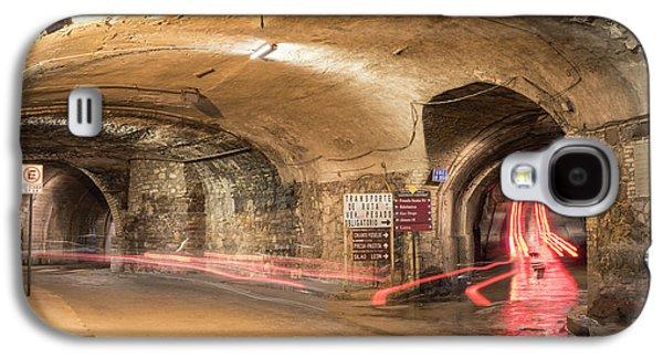 Dungeon Galaxy S4 Case - Underground Tunnels In Guanajuato, Mexico by Juli Scalzi