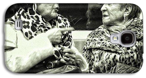 London Galaxy S4 Case - Underground Wild Ladies #women #ladies by Rafa Rivas