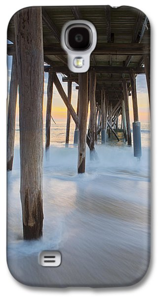 Underneath The Pier At The Jersey Shore  Galaxy S4 Case