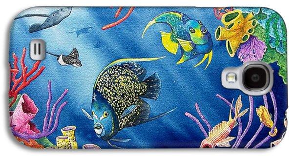 Undersea Garden Galaxy S4 Case