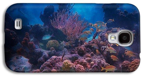 Underwater Paradise Galaxy S4 Case