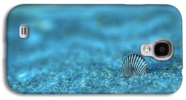 Underwater Seashell - Jersey Shore Galaxy S4 Case by Angie Tirado