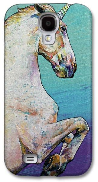 Unicorn Galaxy S4 Case
