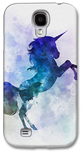 Unicorn Galaxy S4 Case by Rebecca Jenkins