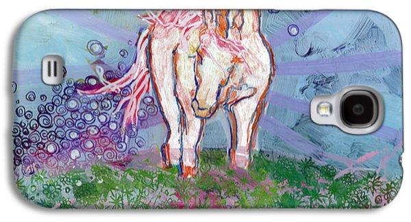Unicorn Tears Galaxy S4 Case by Kimberly Santini