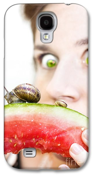 Uninvited Dinner Guests Galaxy S4 Case