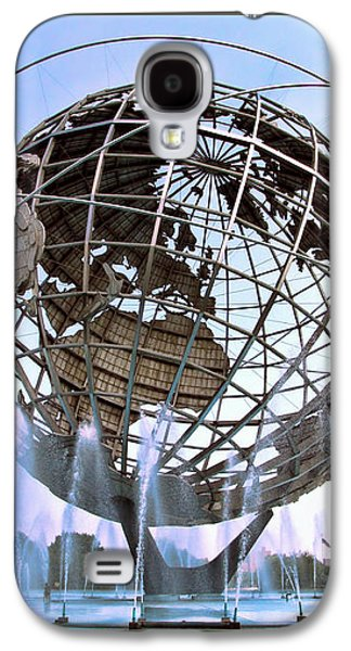 Unisphere With Fountains Galaxy S4 Case