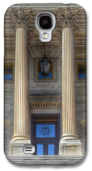 United States Capitol - House Of Representatives  Galaxy S4 Case
