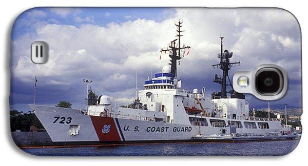 United States Coast Guard Cutter Rush Galaxy S4 Case