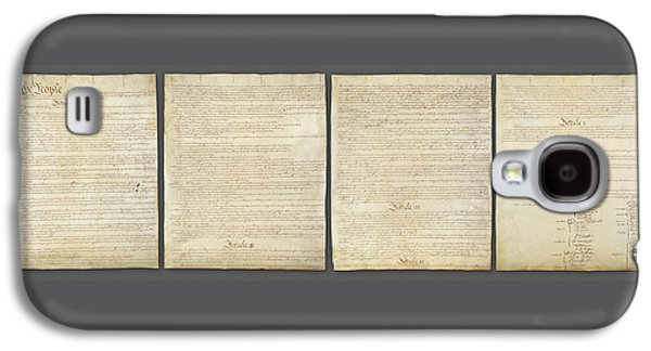 United States Constitution, Usa Galaxy S4 Case by Panoramic Images
