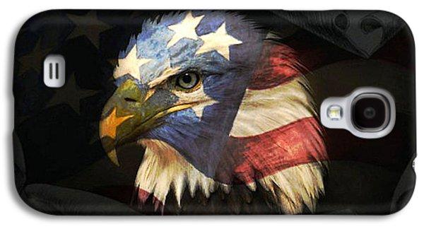 United States Eagle Galaxy S4 Case