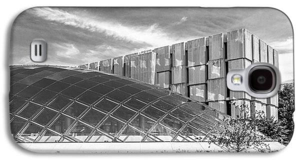University Of Chicago Mansueto Library Galaxy S4 Case by University Icons