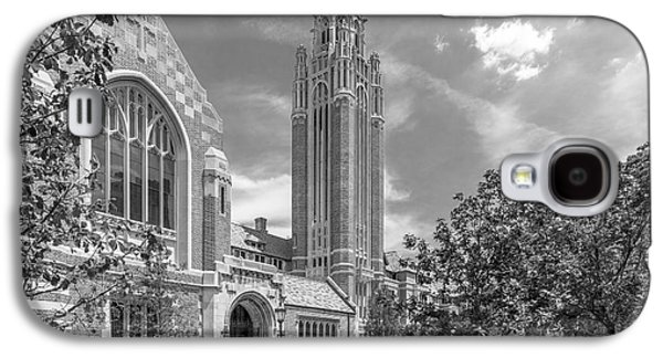 University Of Chicago Saieh Hall For Economics Galaxy S4 Case by University Icons