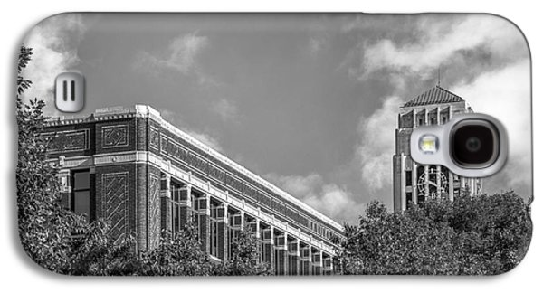 University Of Michigan Natural Sciences Building With Burton Tower Galaxy S4 Case by University Icons