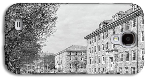 University Of Rhode Island Quad Galaxy S4 Case by University Icons