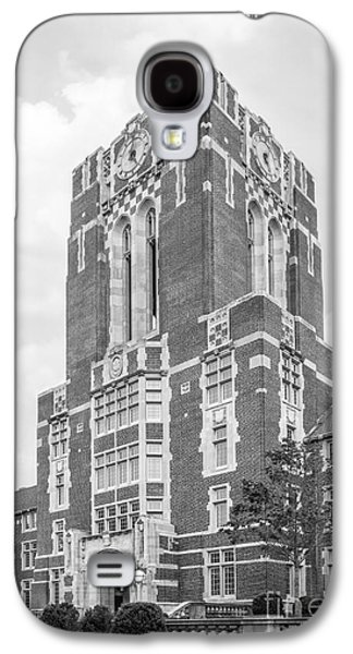 University Of Tennessee Ayres Hall Galaxy S4 Case by University Icons