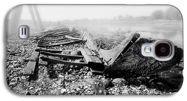 Unknown Shipwreck  Galaxy S4 Case by Dapixara Art