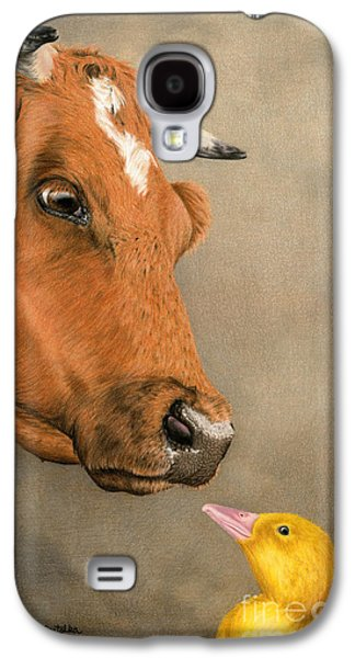 Friends Come In All Sizes Galaxy S4 Case