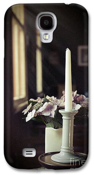 Unlit Candle In Old Church Galaxy S4 Case
