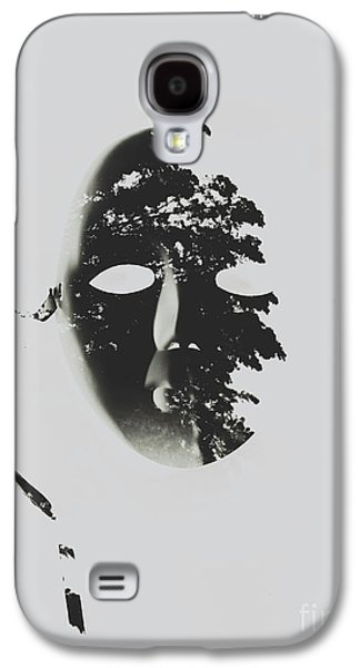 Unmasking In Silence Galaxy S4 Case by Jorgo Photography - Wall Art Gallery