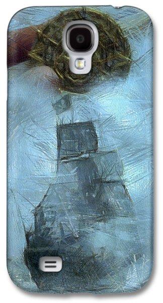 Unnatural Fog Galaxy S4 Case by Benjamin Dean