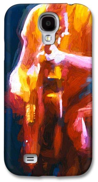Unplugged Galaxy S4 Case by Bob Orsillo