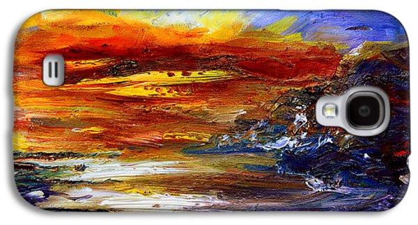 Unpredictable Galaxy S4 Case by Hanne Lore Koehler