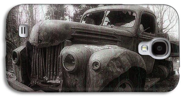 Truck Galaxy S4 Case - Unquiet Slumbers For The Sleeper by Jerry LoFaro