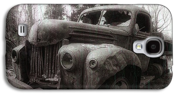 Truck Galaxy S4 Case - Unquiet Slumbers For The Sleeper by Jerry LoFaro