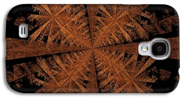 This Moment / Copper  Galaxy S4 Case by Elizabeth McTaggart