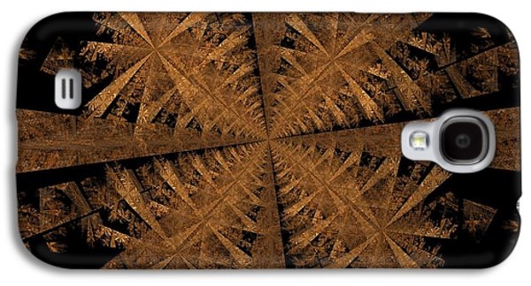 This Moment / Gold Galaxy S4 Case by Elizabeth McTaggart