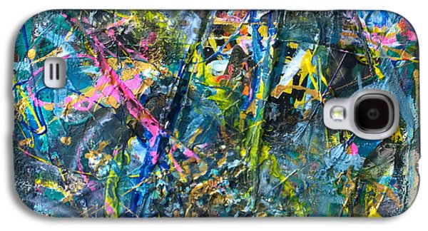 Untitled Abstraction Galaxy S4 Case