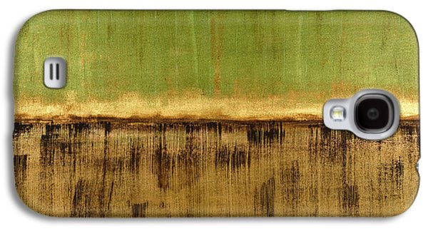 Abstract Galaxy S4 Case - Untitled No. 12 by Julie Niemela