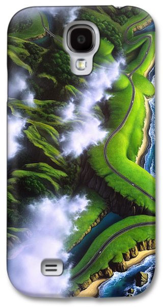 Unveiled Galaxy S4 Case by Jerry LoFaro