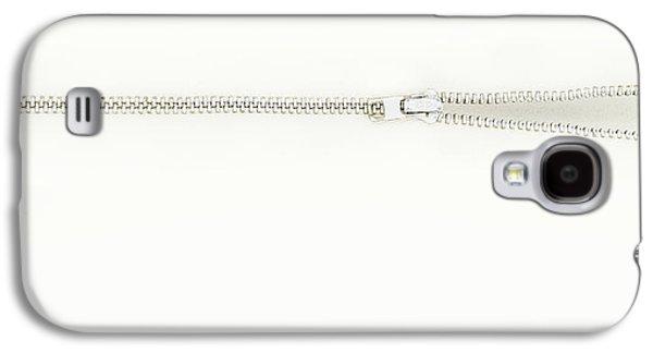 Unzipping Galaxy S4 Case by Scott Norris