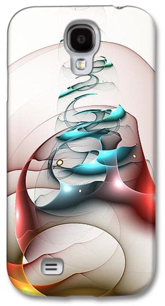 Up In The Air  Galaxy S4 Case by Anastasiya Malakhova