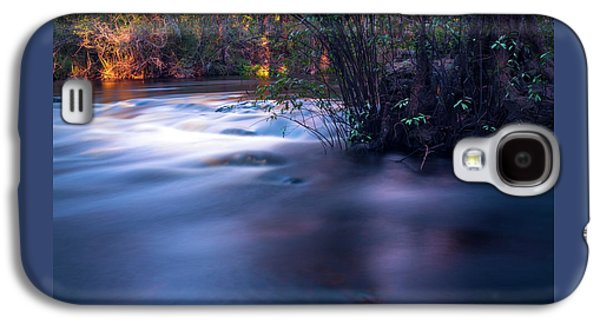 Up Stream Galaxy S4 Case by Marvin Spates