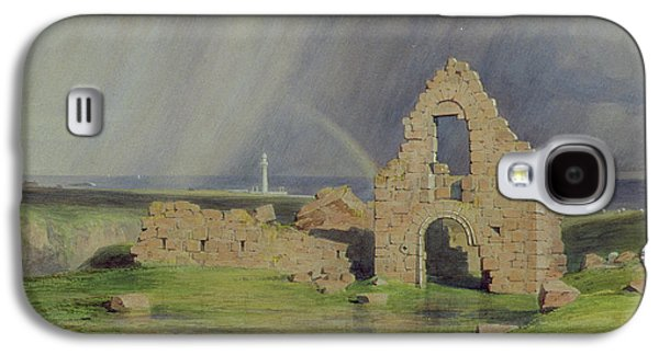 Upper Boddam Castle Galaxy S4 Case by James Giles