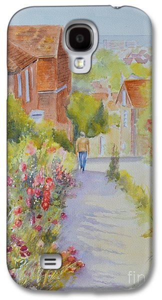 Upper Church Hill 2015 Hythe Galaxy S4 Case by Beatrice Cloake