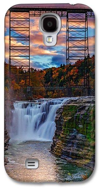 Upper Falls Letchworth State Park Galaxy S4 Case