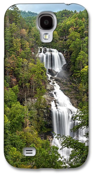Upper Whitewater Falls Galaxy S4 Case