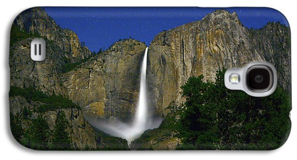 Upper Yosemite Falls Under The Stairs Galaxy S4 Case