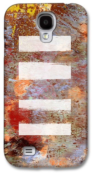 Urban Abstract- Art By Linda Woods Galaxy S4 Case