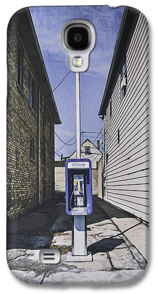 Urban Dinosaur Galaxy S4 Case by Scott Norris