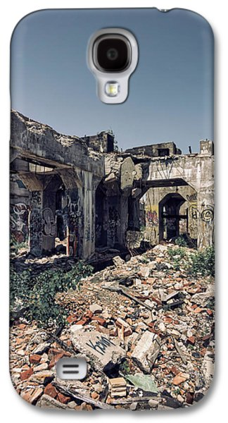 Urban Graffiti  Galaxy S4 Case